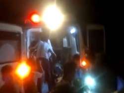 Kuppam 12 Killed 27 Injured Road Accident Near Peddavanka