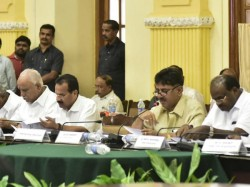 All Party Meeting Held Today To Discuss About Cauvery Issue
