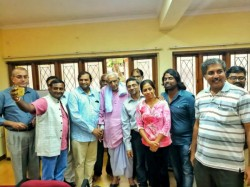 United Bengaluru Petitions To Chief Minister About Bengaluru City