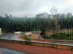 Shivamogga Thirthahalli Road Vehicle Movement May Suspended