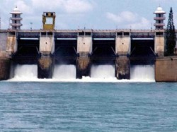 Government Released 20000 Cusec Water To Tamilnadu