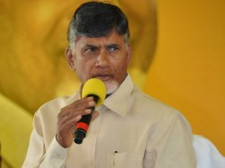 Central Government Conspire To Take Over Tirumala Temple Naidu