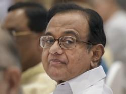 Former Union Minister Chidambaram Slams Nda Government