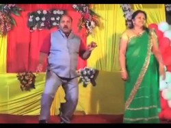 Dancing Uncle Is Now Become Celebrity