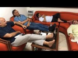 Delhi Cm Arvind Kejriwal Ends His Strike At Lgs House
