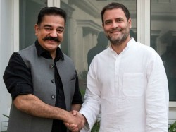 Kamal Hassan Met Rahul Gandhi Says Formal Courtesy Meeting