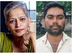 Gauri Murder Accused Parashuram Confess His Crime Sit