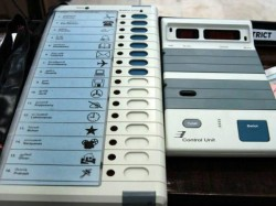 After Bjp Lost In By Election Evm Issue Sidelined By Opposition Parties