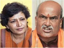 Does Pramod Muthalik Compares Gauri Lankesh To Dog