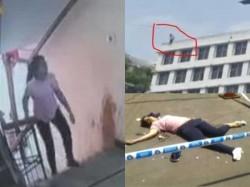 Not Getting Good Neet Rank Hyderabad Girl Commits Suicide