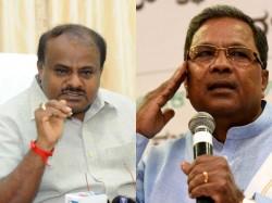 Karnataka Full Fledged Budget Fight Cold War Between Kumaraswamy Siddaramaiah
