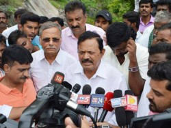 Arkalgud Lakes Receive Water From Upper Hemavathi Canal