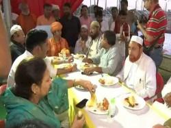 Uttar Pradesh Temple Hosts Iftar For Muslims