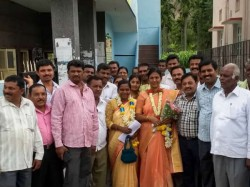 Ramanagara Jds Bags Kutagal Village Panchayat President And Deputy Post