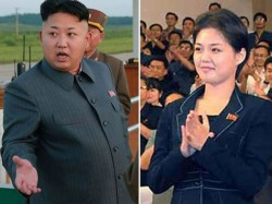 North Korean Leader Kim Jong Un Includes Four High Powered Women