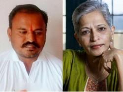 Judicial Custody Expended For Gauri Lankesh Murder Accused Naveen Kumar