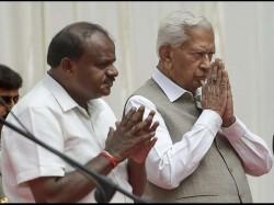 Opinion Kumaraswamy Government In Karnataka Hanging In Balance