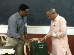 Voting Begins In Mangaluru For Mlc Graduate And Teachers Constituency Election