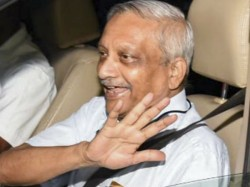 Manohar Parrikar Returns To Goa After 3 Months