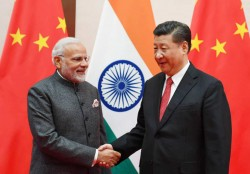India And China Signs Two Mous On Saturday