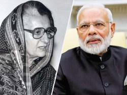 India Remembers Emergency As Dark Period Pm Modi