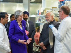 Uk India Week 2018 Right Time To Strengthen