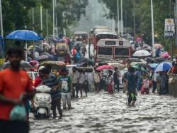 Vehicles Look Like Toys In Mumbai Monsoon Rain