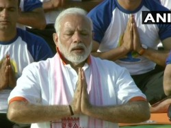Pm Modi Speech On International Yoga Day In Dehradun