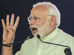 Agriculture Saw A Rapid Growth In The Last Three Years Modi