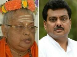 Bengaluru Mp Patil Shoul Resign Says Mate Mahadevi