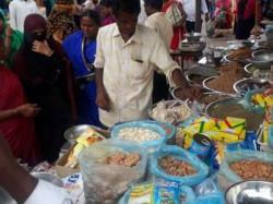 Muslim Community Celebrating Sacred Festival Ramzan