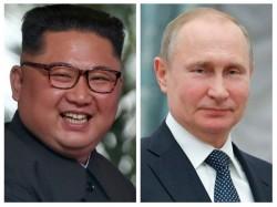 Vladimir Putin Invites Kim Jong Un To Russia
