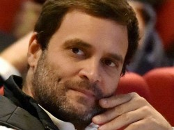 Good That He Doesn T Take Real Questions Says Rahul Mocks Modi