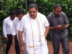 Ramanath Rai Visited Kanathooru Daivasthana For Divine Intervention