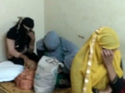 Lodge Raided At Mangaluru 6 Bangladeshi Girls Rescue