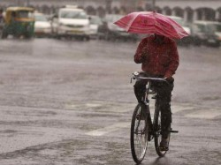 Monsoon Slowdown In Bengaluru Rather Than South Interior Karnataka