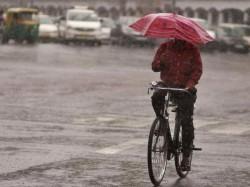 Monsoon Slowdown In Bengaluru Rather Than South Interior Karnataka