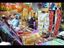 Muslim Community Celebrating Sacred Festival Ramzan Happily In Mysuru
