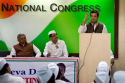 Congress To Reshape Seva Dal Against Rss