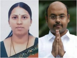 Kh Muniyappa Daughter Roopa Shashidhar Missed The Minister Post