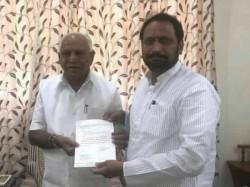 Laxman Savadi Appointed As Bjp Raitha Morcha President