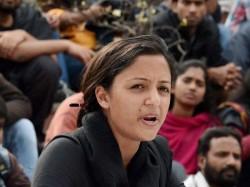 Nitin Gadkari Planning Kill Pm Narendra Modi Shehla Rashid Sarcastic Tweet