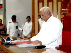 Hdk Govts First Session From July