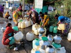 India Water Crisis Niti Aayog Report