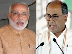 Digvijaya Compares Pm Modi With Controversial Pakistani Leader Zia Ul Haq