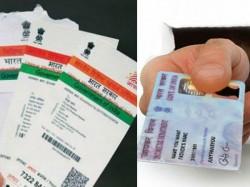 Pan Aadhaar Linking Deadline Extended Till March