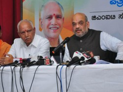 Bjp Chief Amit Shah May Cancel Or Change July 28 Karnataka Tour