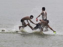 Uttar Pradesh Six Boys Drowned In Ganga River