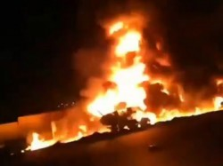 Many Killed In A Fuel Tanker Blast In Iran
