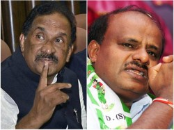 Kj George Said Kumaraswamy Is Not Weak Chief Minister